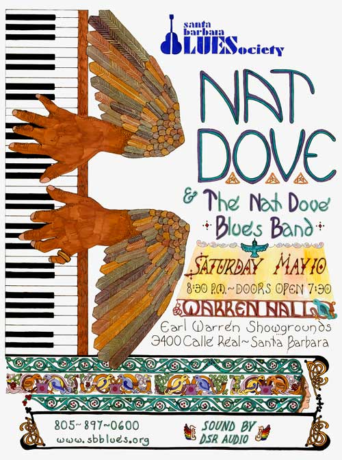 Nat Dove & The Nat Dove Blues Band