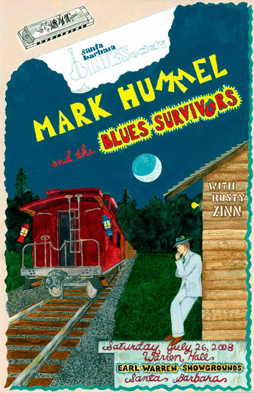 Mark Hummel And The Blues Survivors